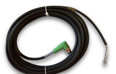 Câble de connexion capteur 4-20 mA