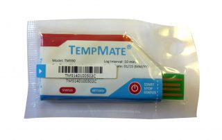 Tempmate S1 fronte