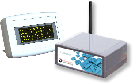 ethernet collector gprs
