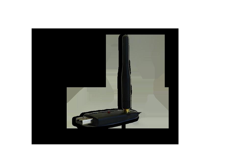 RF-to-USB-Stick: