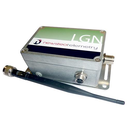 Enregistreur de données pour capteur -5V…+5V newsteo
