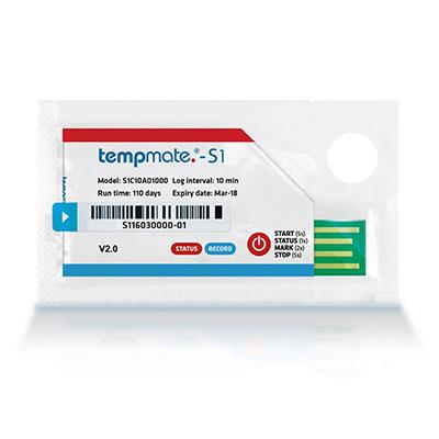 Registratore di temperatura TempmateS1 newsteo