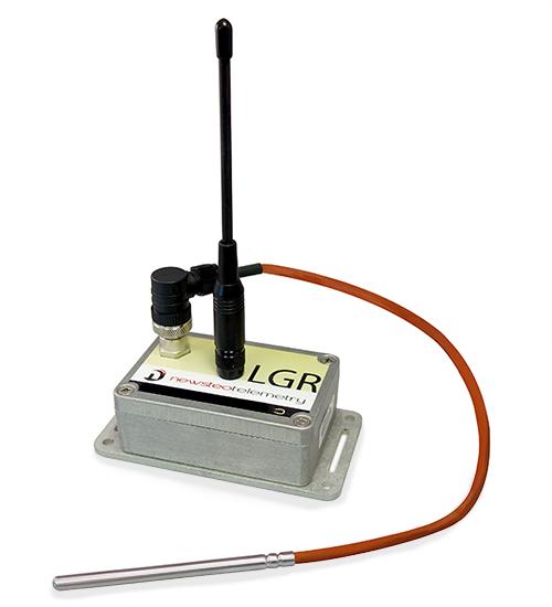 LGR registratore per PT1000