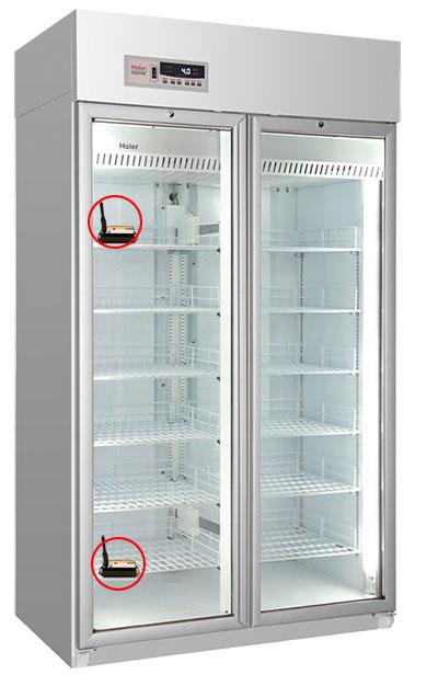 newsteo enregistreur température pharmacie