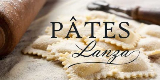 newsteo pâtes lanza
