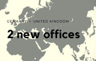 Newsteo apre 2 uffici