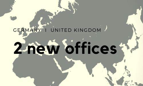 Newsteo ouvre 2 bureaux